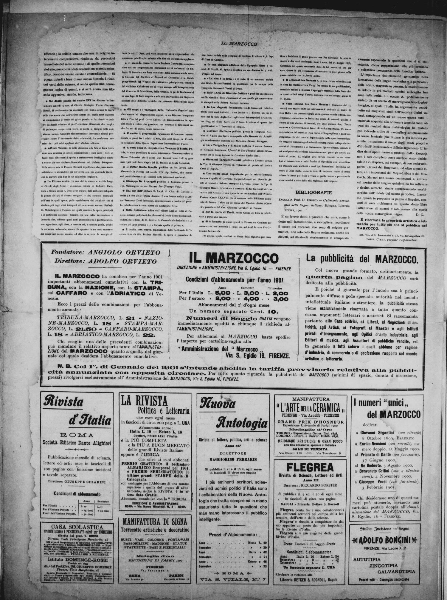 Marzo 1901 - marzo1901 12 28429 - Il Libro dei Soci del