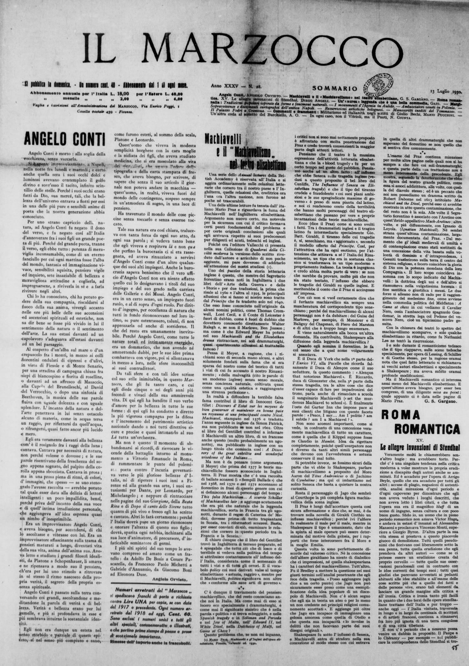 Luglio 1930 Luglio1930 28 28529 Il Libro Dei Soci Del Gabinetto